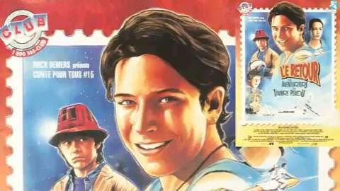 Le retour des aventuriers du timbre perdu (VF The Return of Tommy Tricker, Michael Rubbo, 1994 )