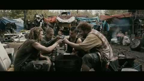 Les 4 soldats - Bande annonce du film