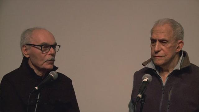Jean Beaudin et Jacques Godin retrouvent leur film, Being at Home with Claude (1992)