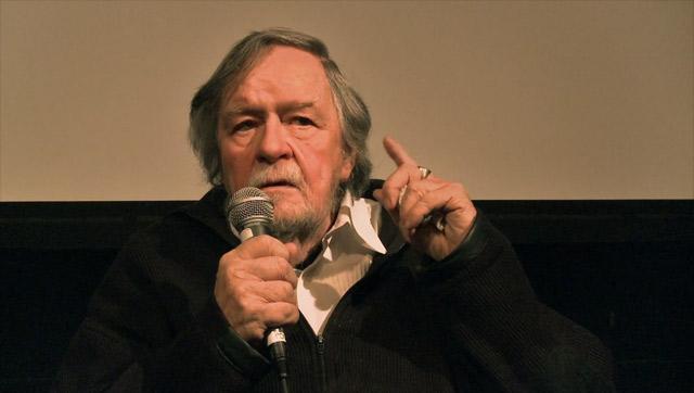 Jean-Claude Labrecque et Gilbert Sicotte parlent du tournage du film Les vautours (1975)