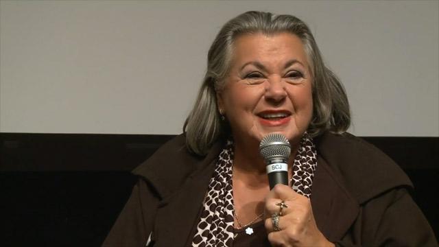 Ginette Reno parle de Jean-Claude Lauzon et du tournage de Léolo (1992)